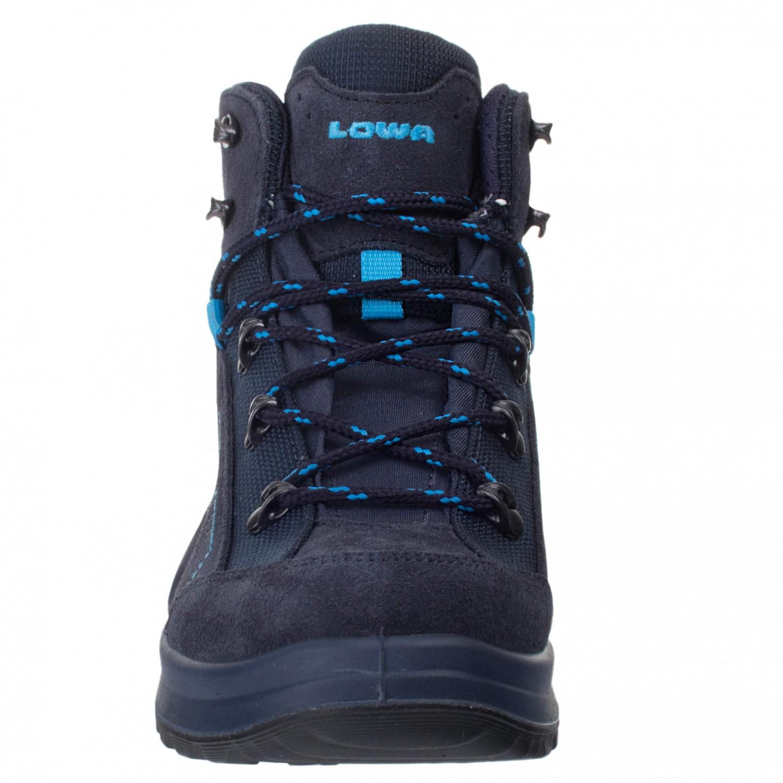 Lowa M/ädchen Boots Kody III GTX Mid Outdoorschuh Kombi blau Gr 39