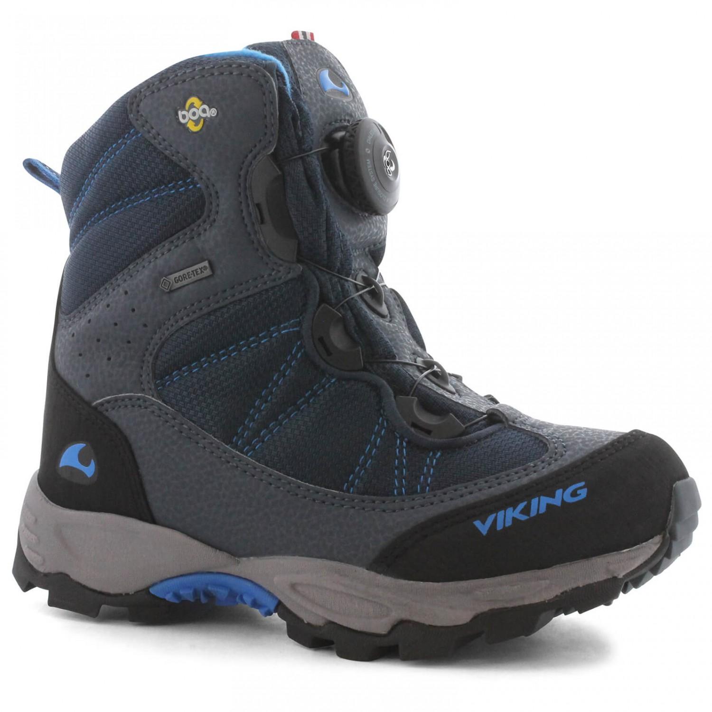 Viking Boulder Boa Gtx Winter Boots Kids Buy Online