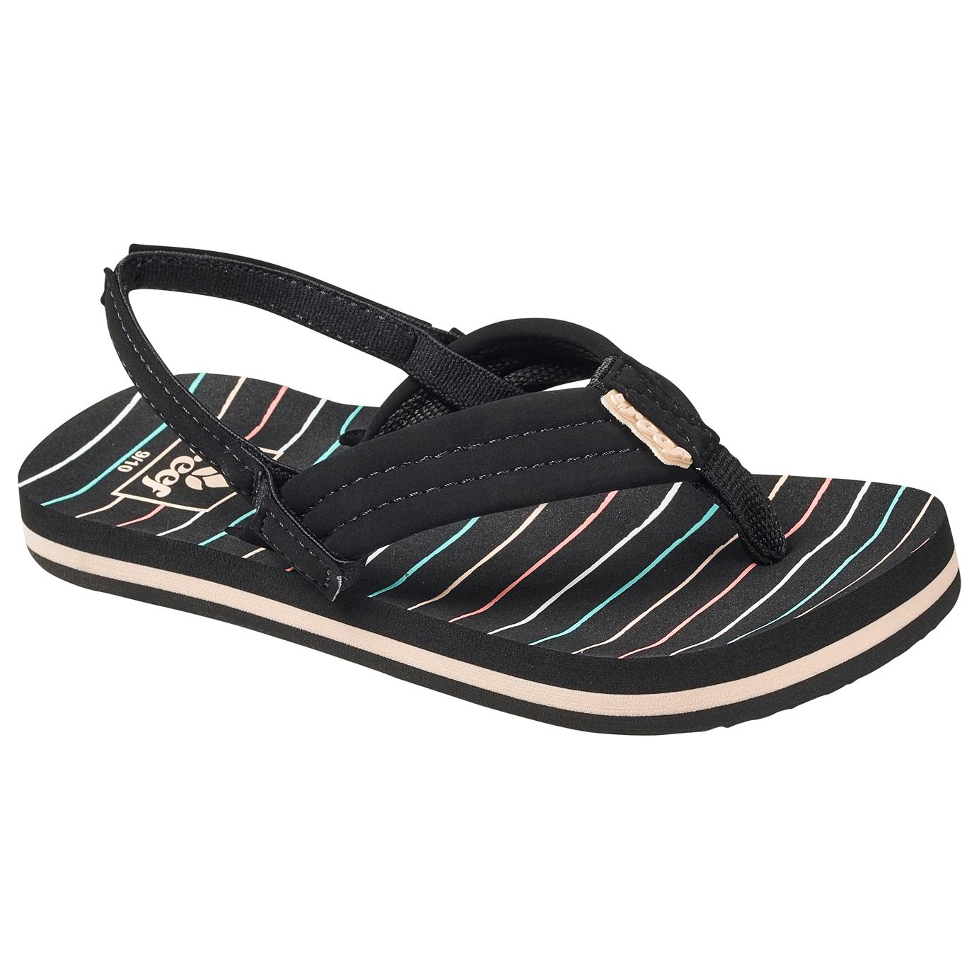 5ac269664354 Reef Little Ahi - Sandals Kids