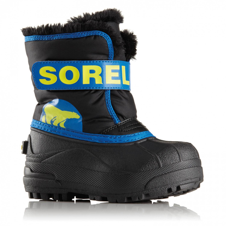 Sorel Children S Snow Commander Winter Boots Kids Buy