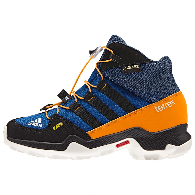 ... adidas - Kid's Terrex MID GTX - Wanderschuhe ...