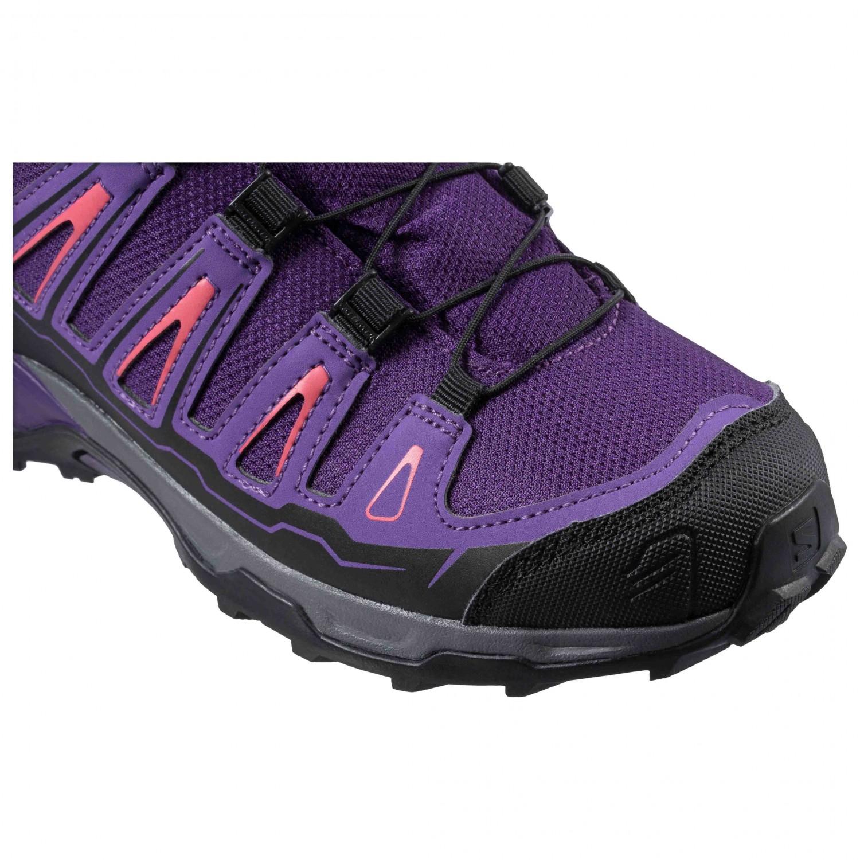 De Enfant Randonnée Ultra En X Salomon Chaussures Gtx Mid Achat qSw7PwpxaX