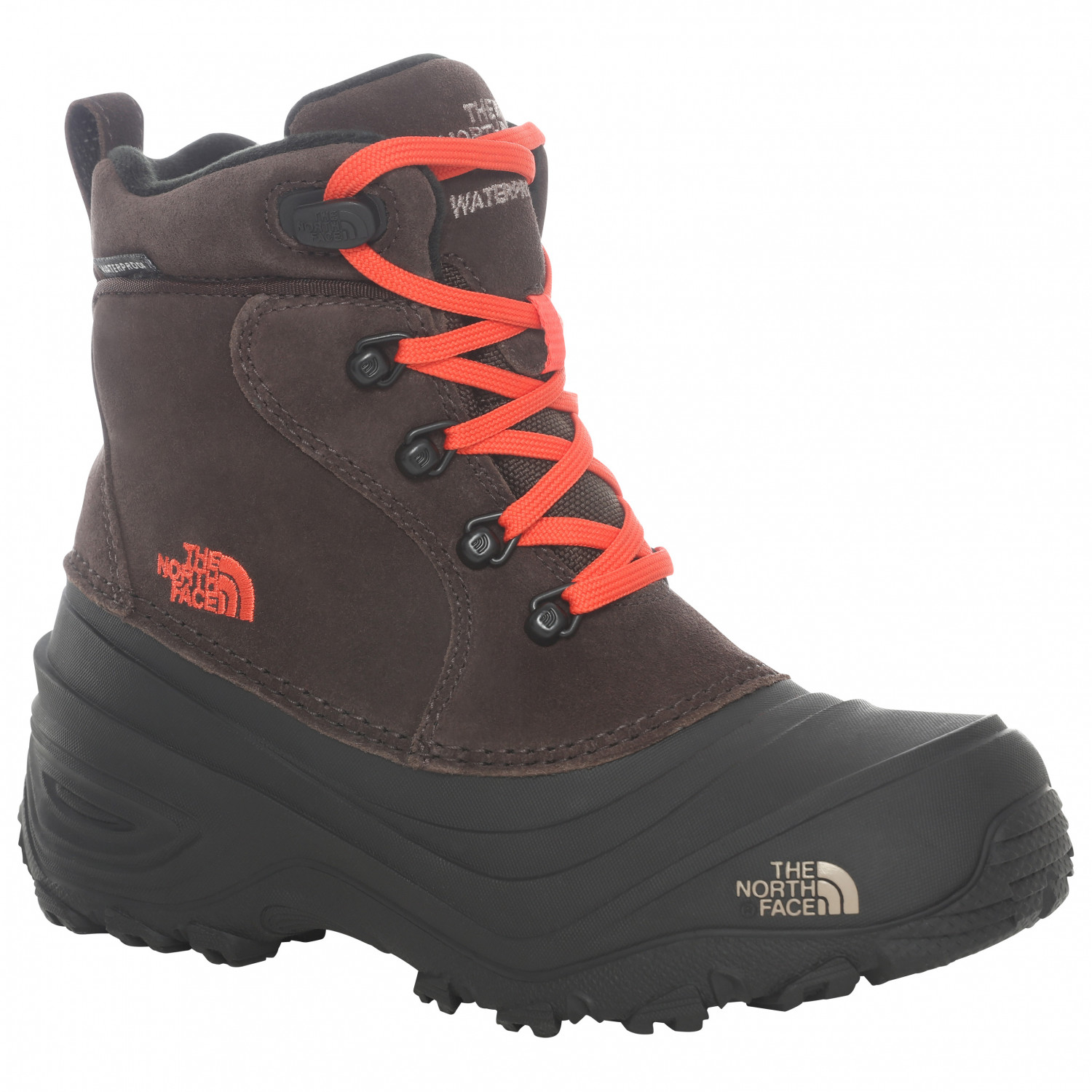 The North Face Youth Chilkat Lace II - Winter Boots Kids ...