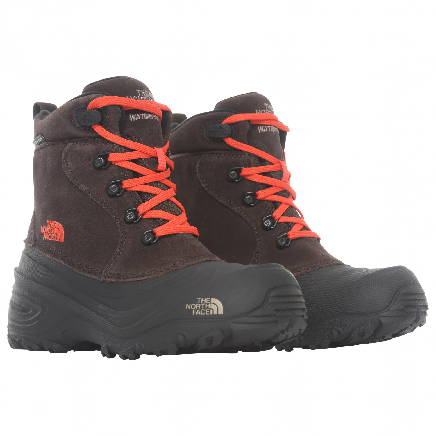 The North Face Youth Chilkat Lace Ii Winter Boots Kids