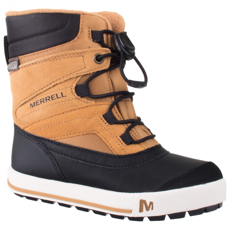 paras arvo halvin lähemmäs Merrell - Boys Snow Bank 2.0 Waterproof - Winter boots - Black | 30 (EU)