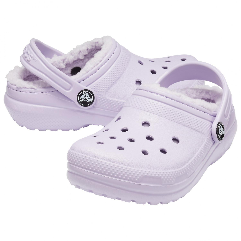 Crocs Classic Lined Clog - Slippers