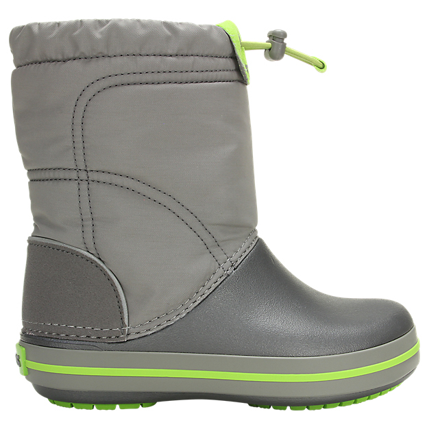 65f85ba7b25252 Crocs Crocband LodgePoint Boot - Winter boots Kids