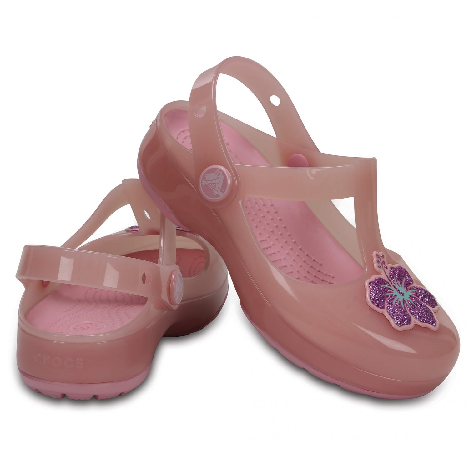ec77ce26a732ef ... Crocs - Kid s Crocs Isabella Clog PS - Outdoor sandals ...