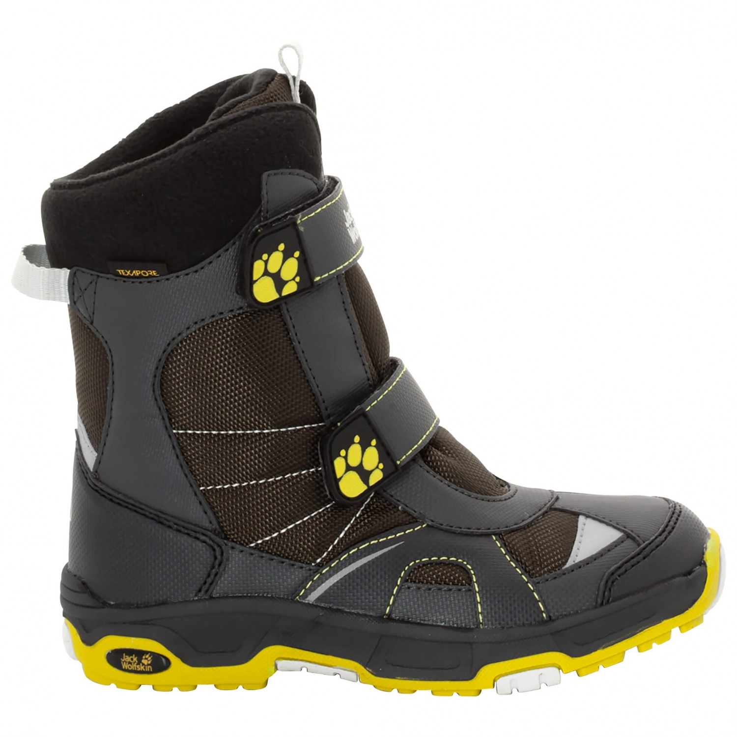 jack wolfskin polar bear texapore winter boots boys. Black Bedroom Furniture Sets. Home Design Ideas