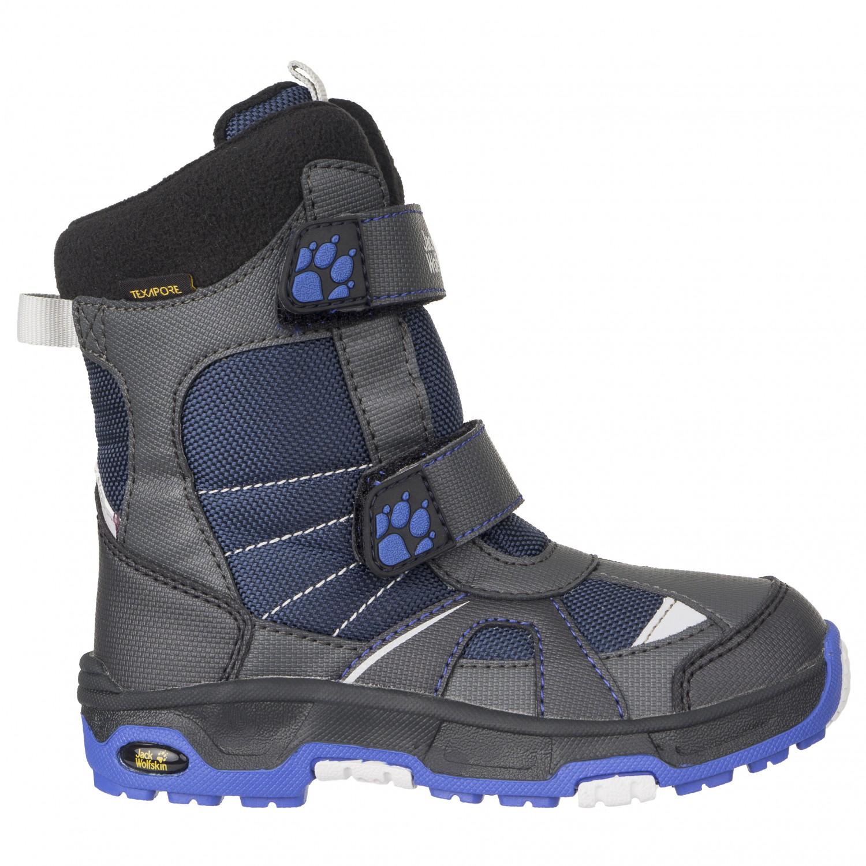 Blue26eu Polar Boy's Boots Jack Texapore Wolfskin Bear Winter Vibrant sQrdCthx
