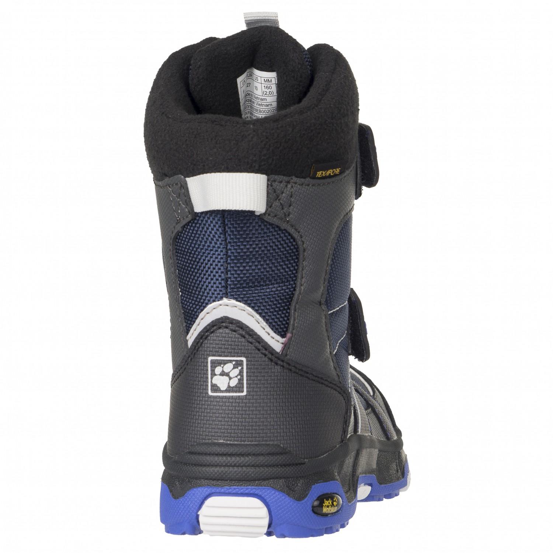 separation shoes cb6df bdbeb Jack Wolfskin - Boy's Polar Bear Texapore - Winterschuhe - Pinewood | 30  (EU)