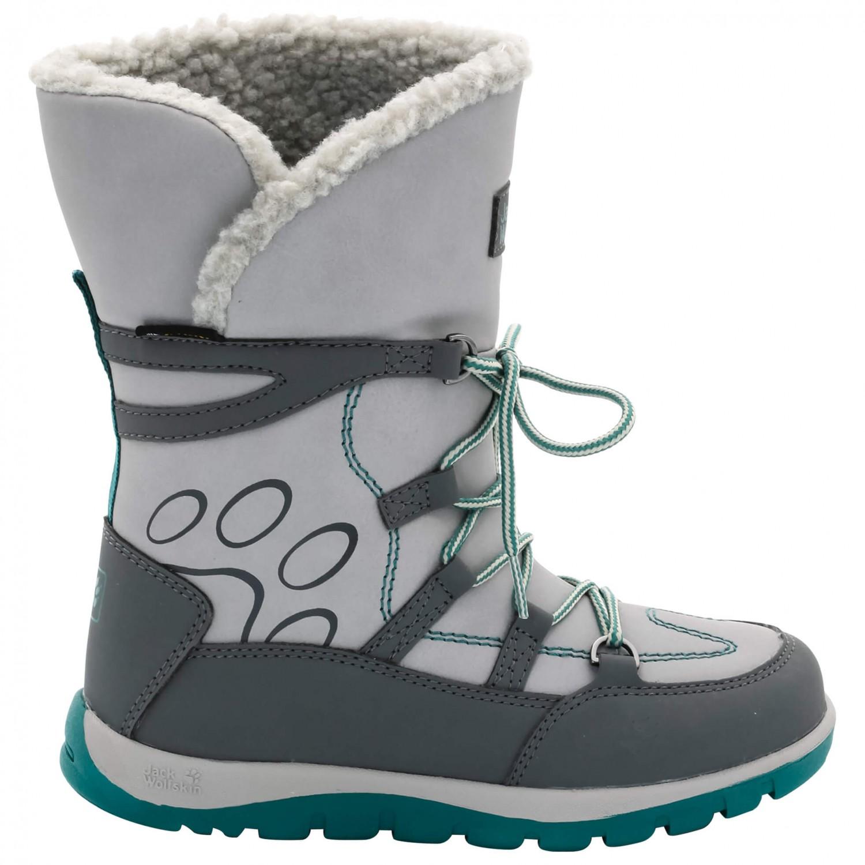 newest 6baba 9d23f Jack Wolfskin - Girl's Rhode Island Texapore High - Winter boots