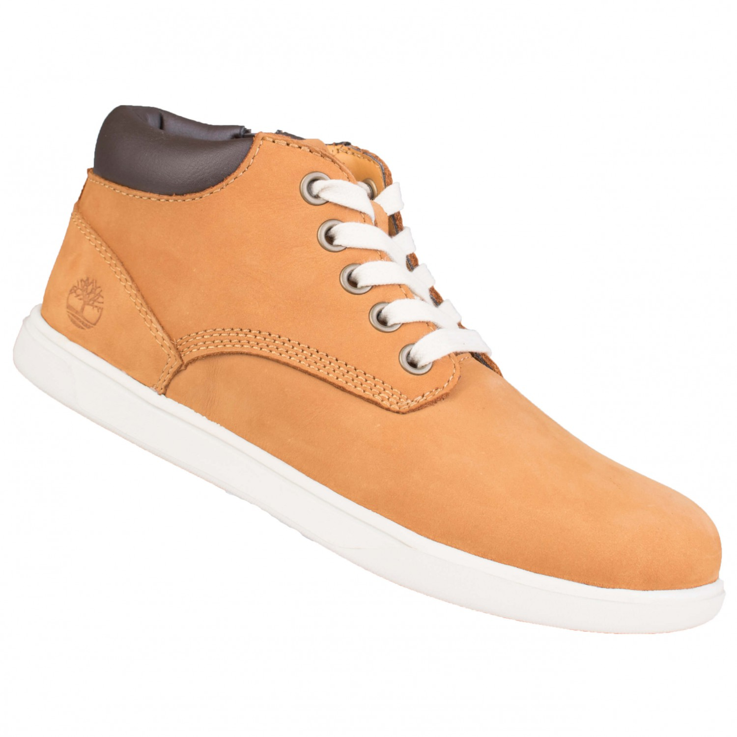 Timberland Groveton Leather Chukka Sneakers Enfant | Achat