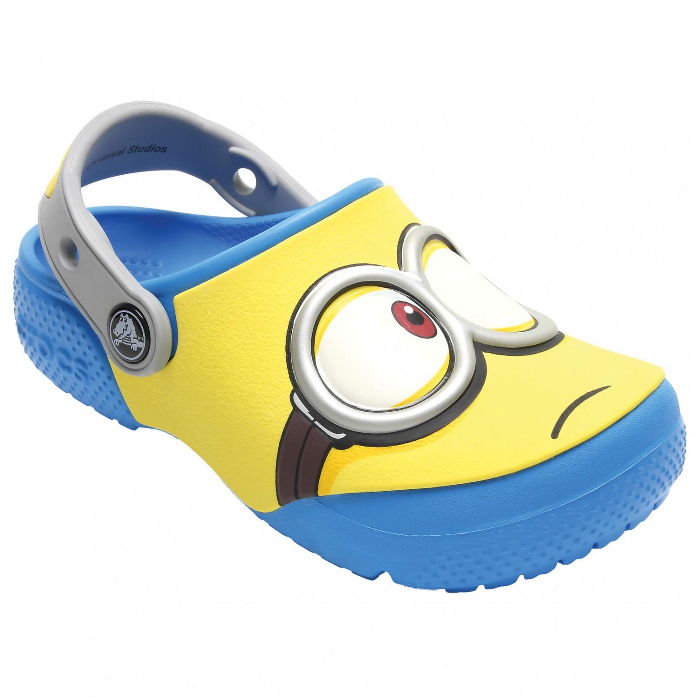 crocs crocsfunlab minions clog sandalen kinder online kaufen. Black Bedroom Furniture Sets. Home Design Ideas