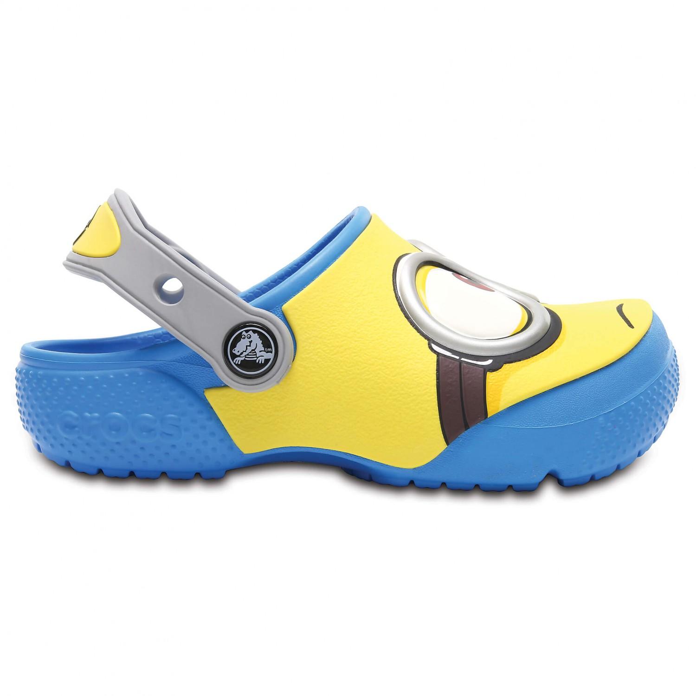 51b3a6ffe ... Crocs - Kid s CrocsFunLab Minions Clog - Sandalias de montaña ...