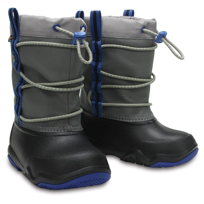 Crocs Swiftwater Waterproof Boot - Winter Boots Kids | Buy