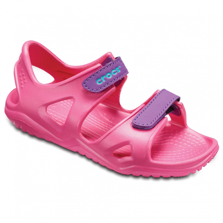 e4ad6d84c34cc9 Crocs Swiftwater River Sandal - Sandalen Kinder online kaufen ...