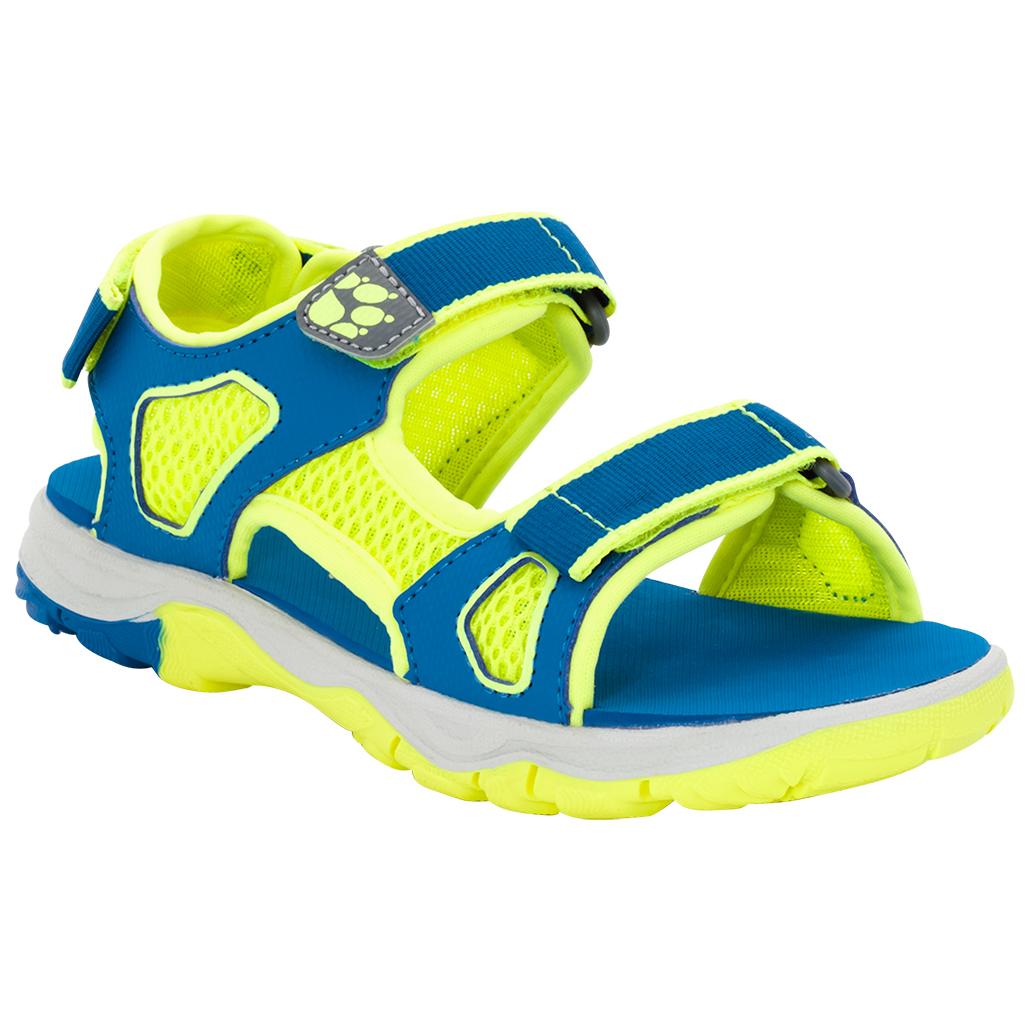 Jack Wolfskin - Puno Beach Sandal Boys - Sandalen Gr 29 blau h9MHW