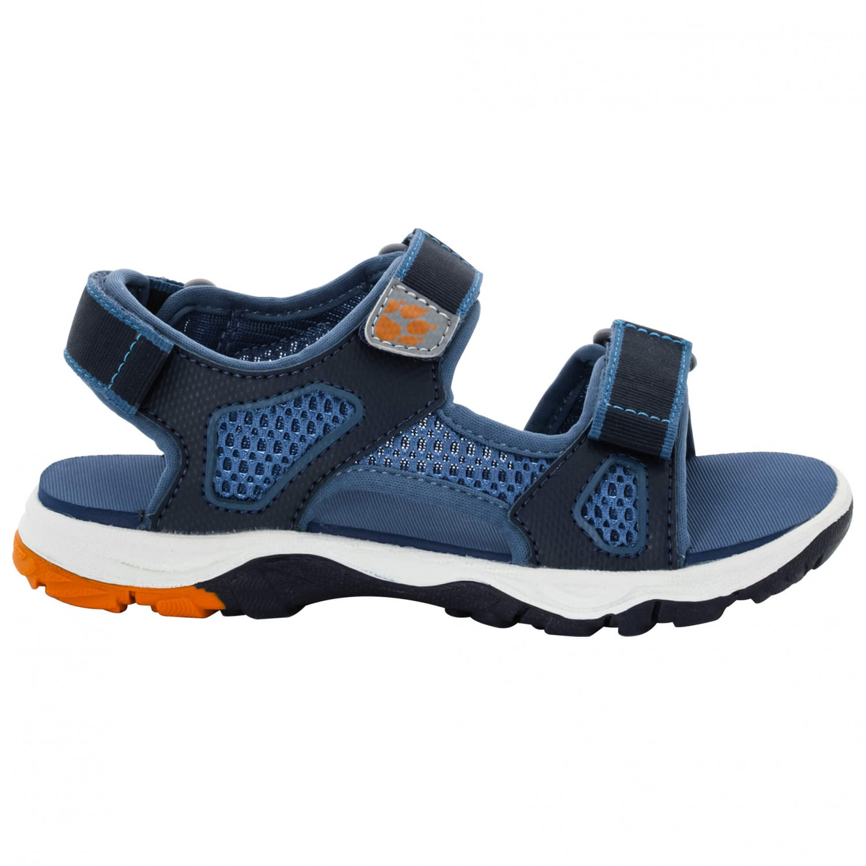 Jack Wolfskin - Puno Beach Sandal Boys - Sandalen Gr 29 blau aHrEB