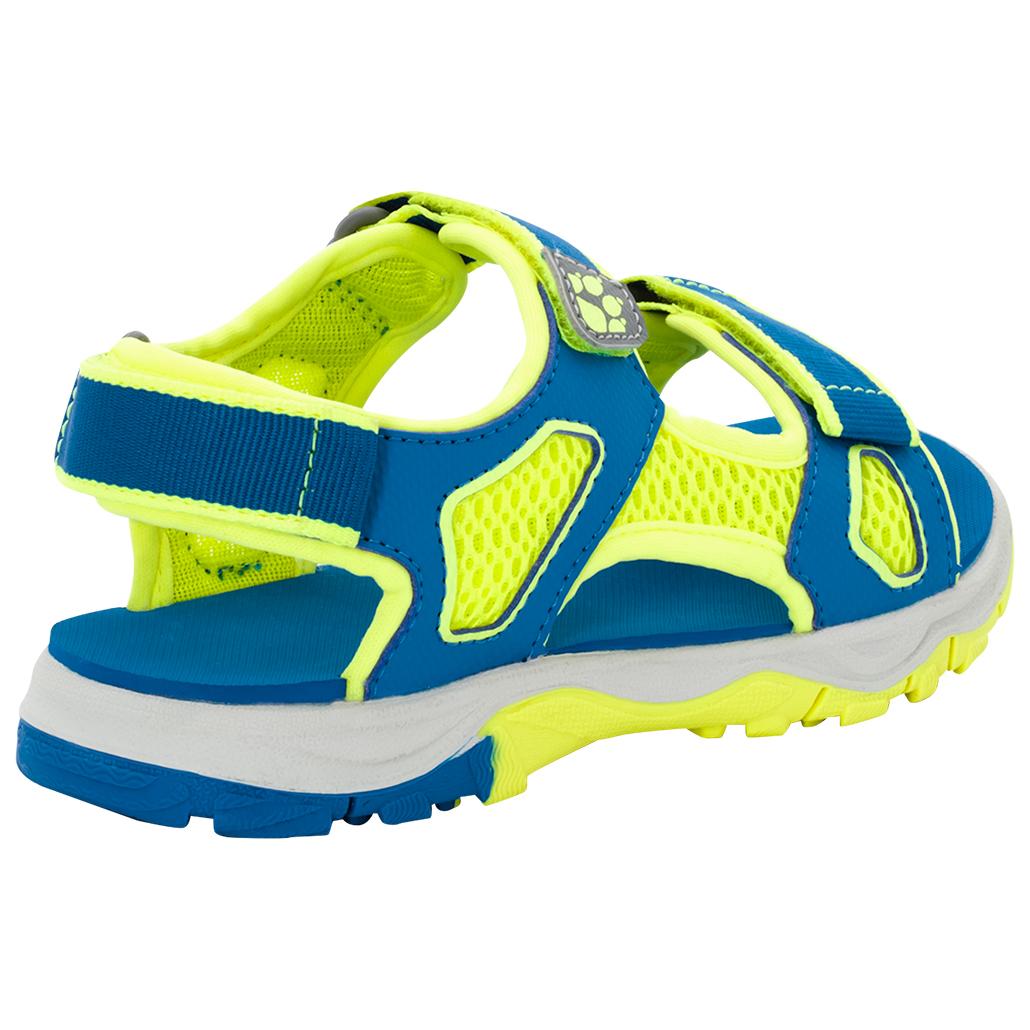 Jack Wolfskin - Puno Beach Sandal Boys - Sandalen Gr 29 blau IDsIt73