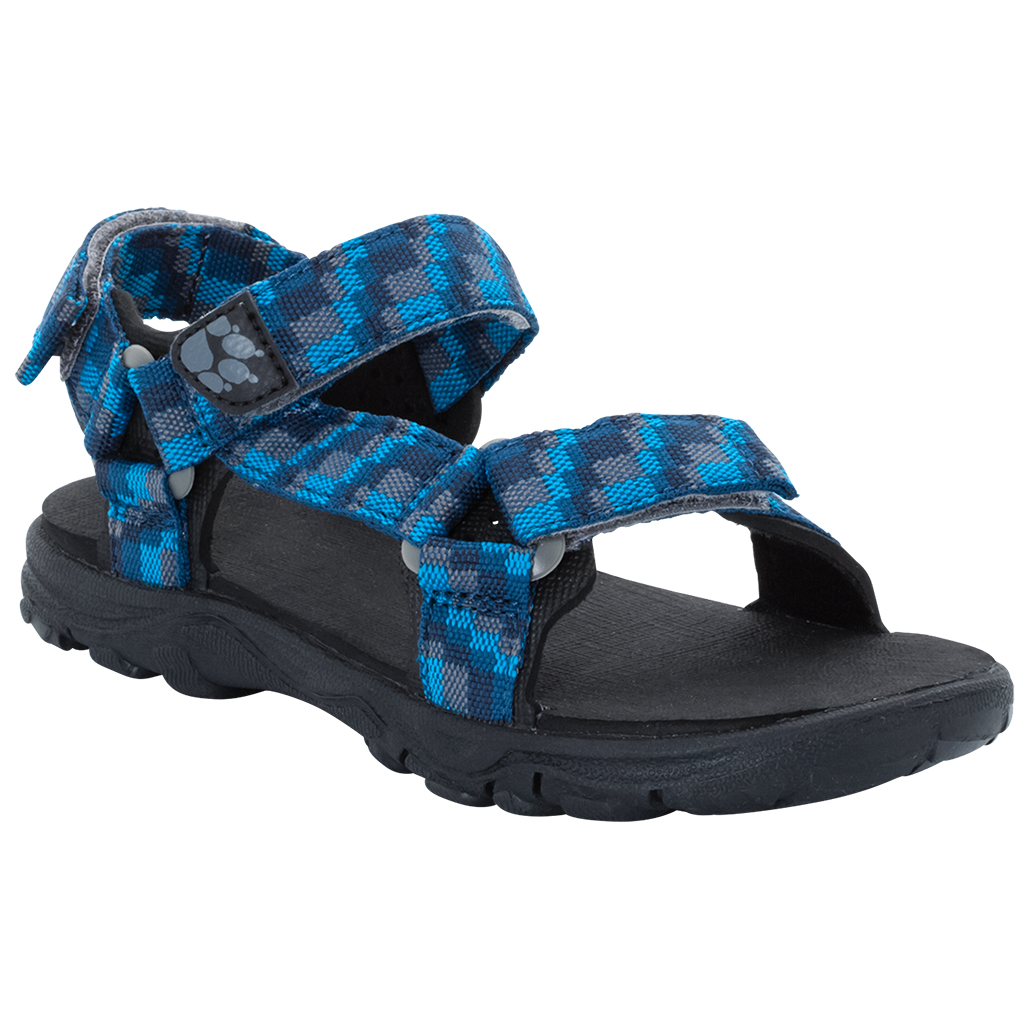 Pebble Jack Boys Grey28eu Wolfskin Sandal Seven Seas 2 Sandals A45R3jL
