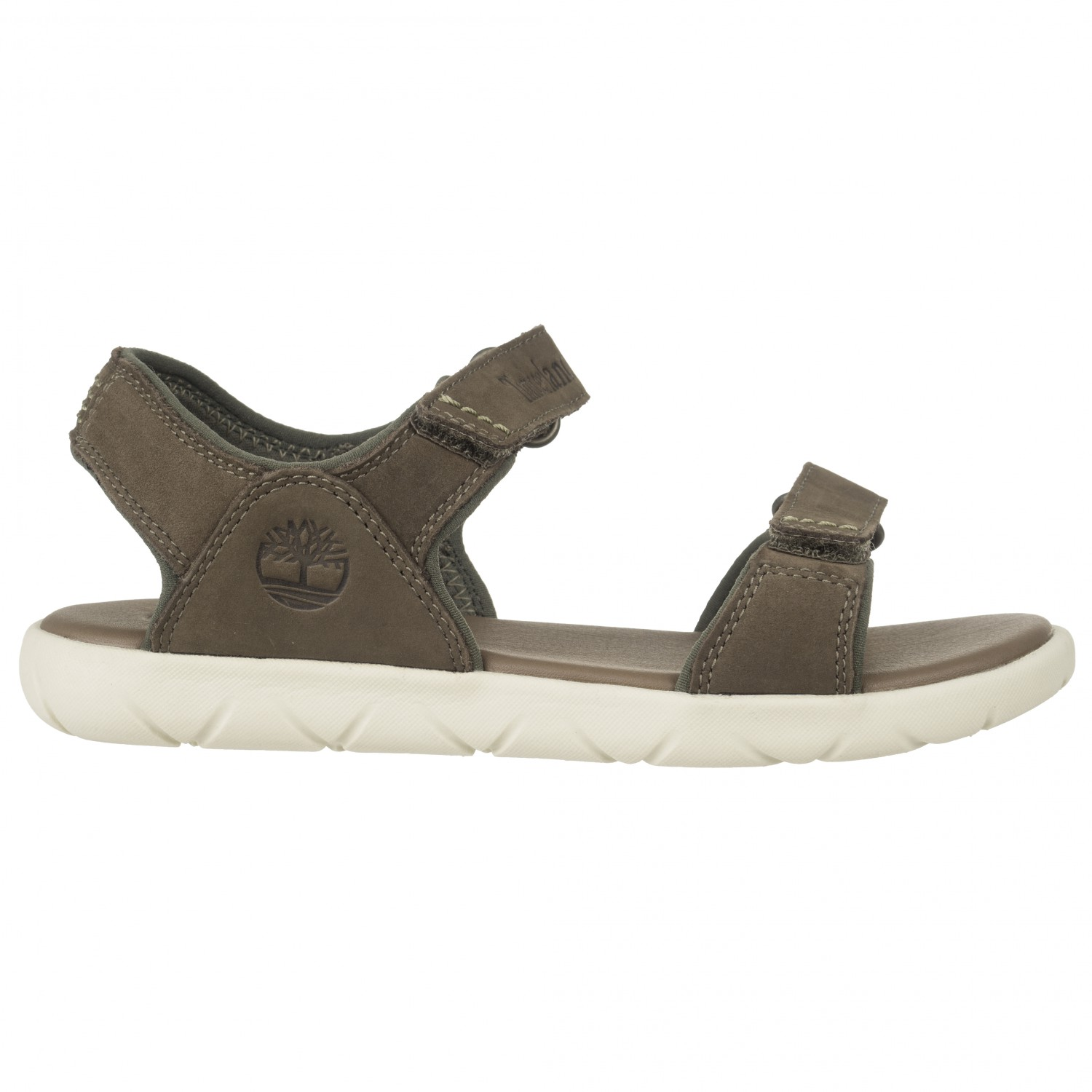 add9b886e2ab40 ... Timberland - Kid s Nubble Leather 2-Strap Sandal - Sandals ...
