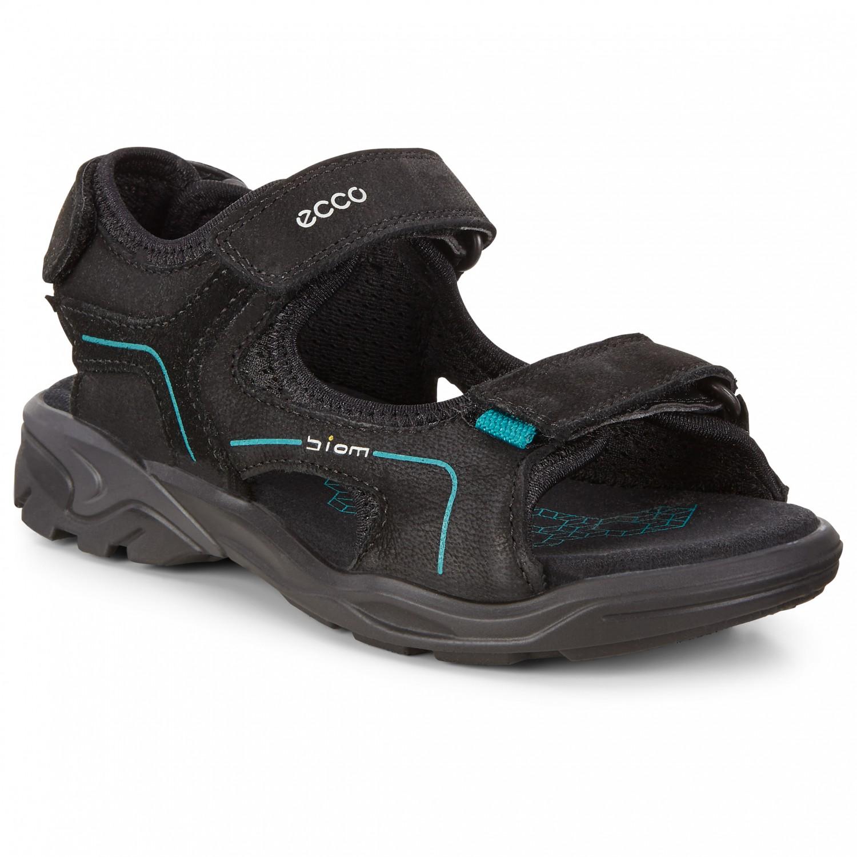 new styles cbaf1 4e132 Ecco - Kid's Biom Raft Open - Sandals - Black / Black / Slate | 37 (EU)