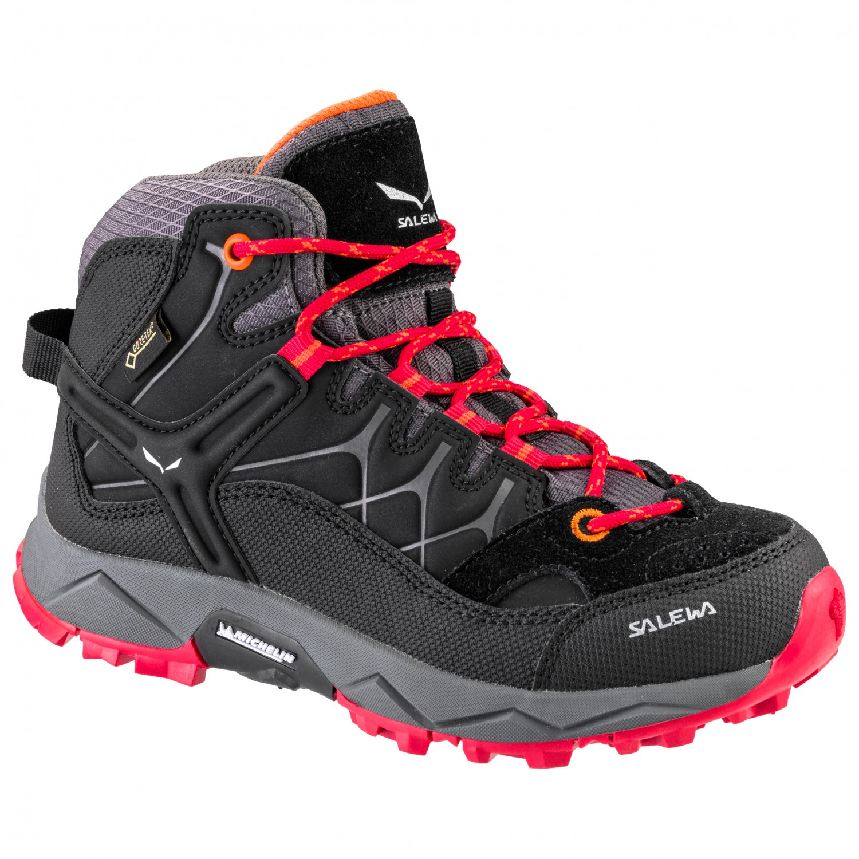 Salewa Alp Trainer Mid GTX - Walking boots Kids  060f7376a7c