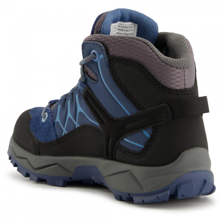 ... Salewa - Kid s Alp Trainer Mid GTX - Walking boots ... 4972c4e6968