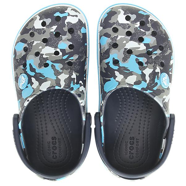 1008361e0d93a8 Crocs - Kid s Crocband Camo Speck Clog K - Sandals ...