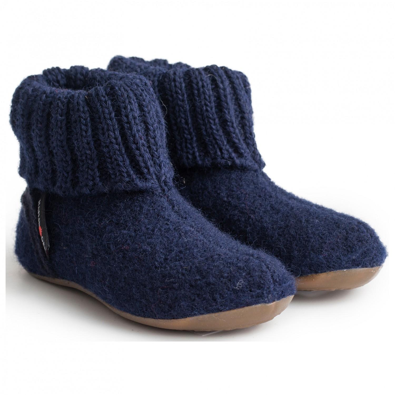 best sneakers f2159 11551 Haflinger Everest-Hüttenschuh Karlo - Slippers Kids | Buy ...