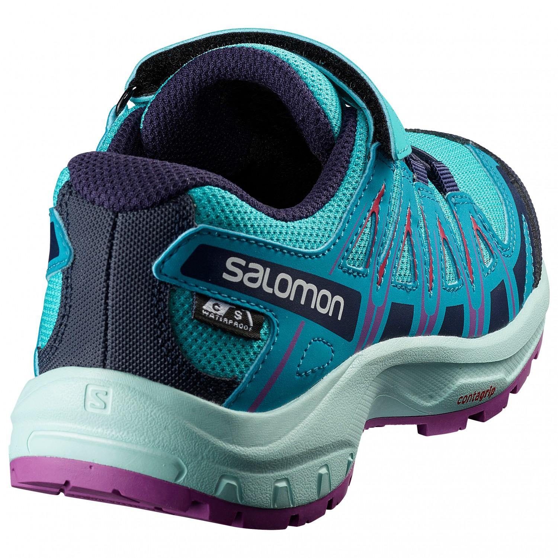 Salomon XA Pro 3D CSWP Multisport Shoes Kids   Free UK