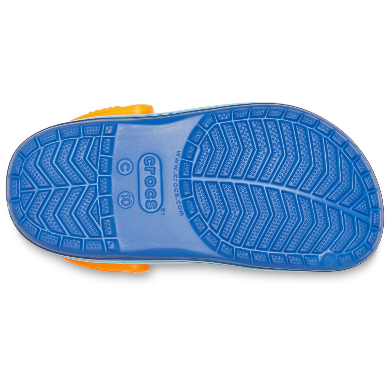 edcd1df6e774 ... Crocs - Kid s Crocband Wavy Band Clog - Sandals ...