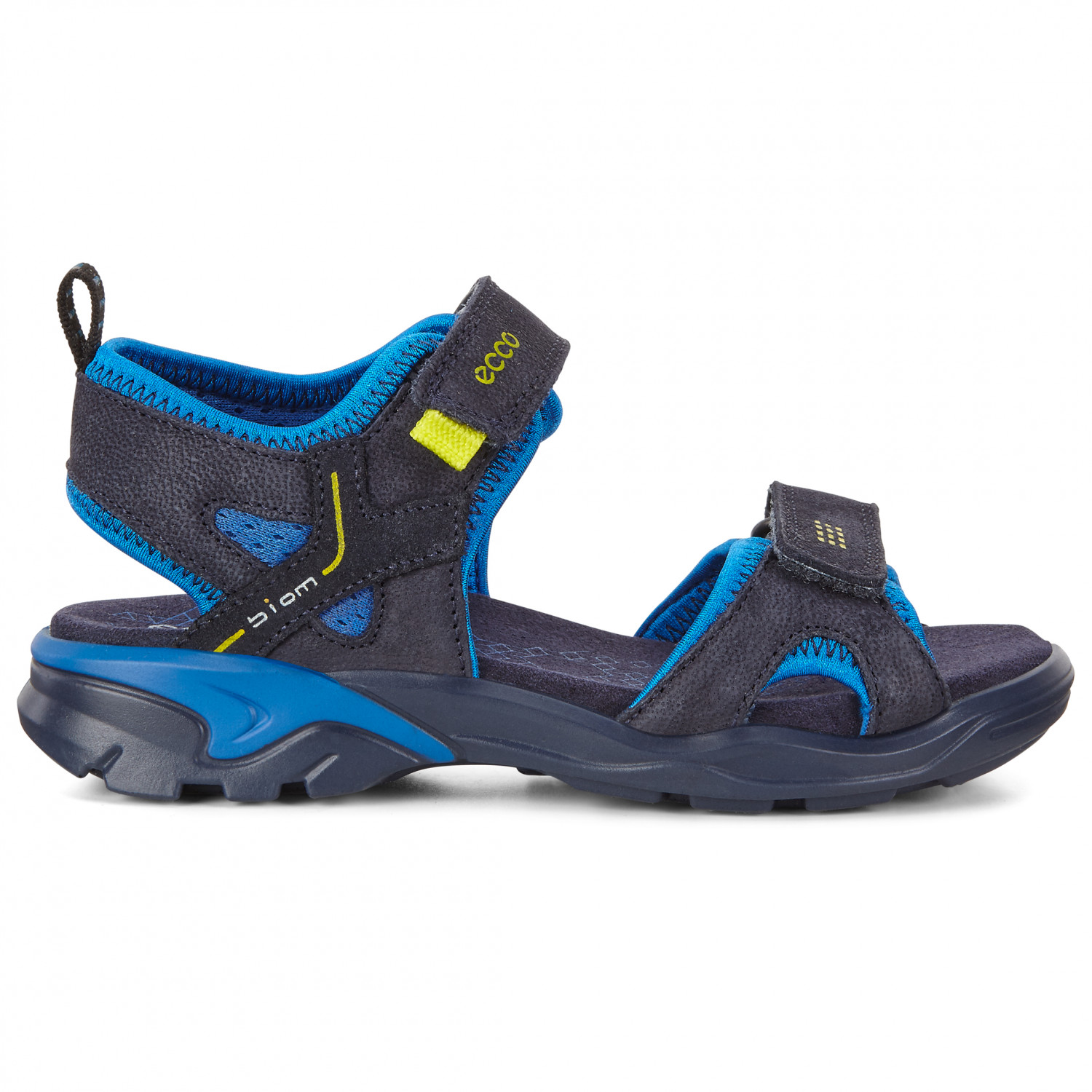 63a96286446 Ecco Biom Raft Two Straps - Sandals Kids | Free UK Delivery ...