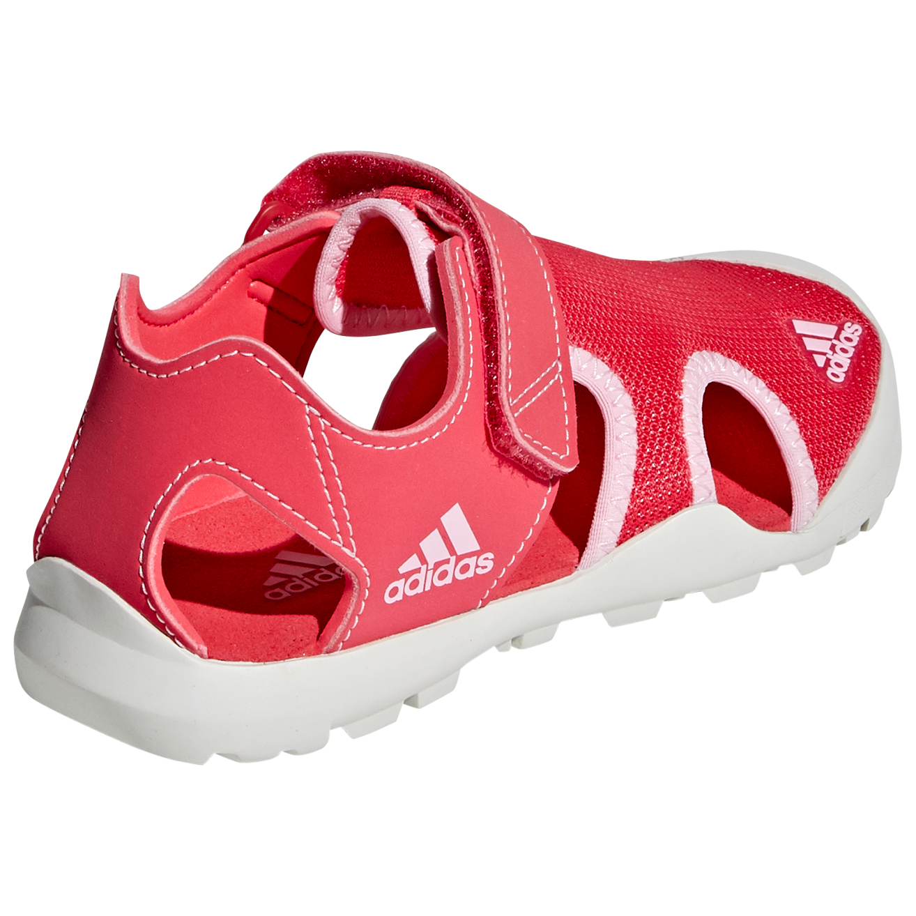san francisco 44b46 185a3 adidas - Kid's Captain Toey - Sandalen - Active Pink / True Pink / Raw  White | 31 (EU)