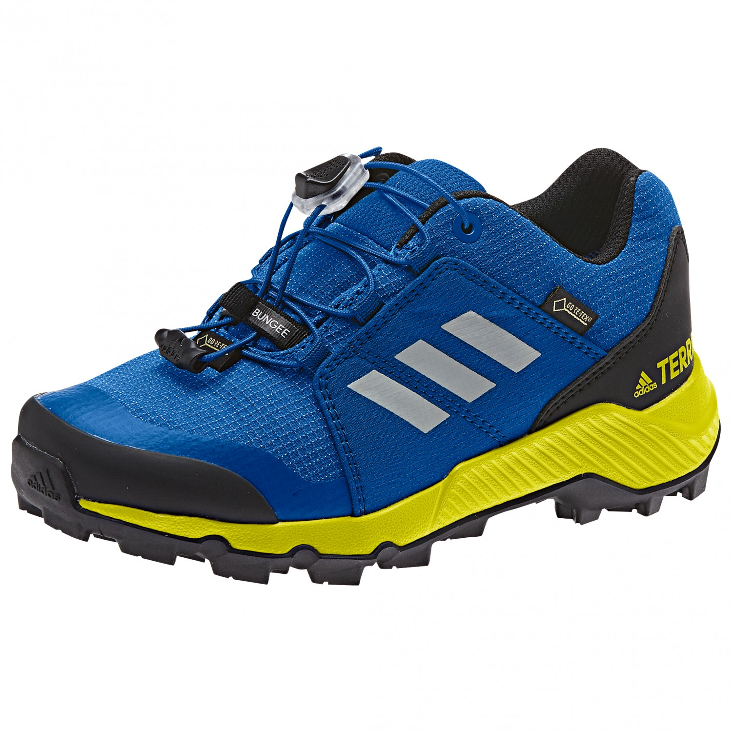 adidas - Kid's Terrex GTX - Multisportschuhe - Blue Beauty / Grey One /  Shoyel | 28 (EU)
