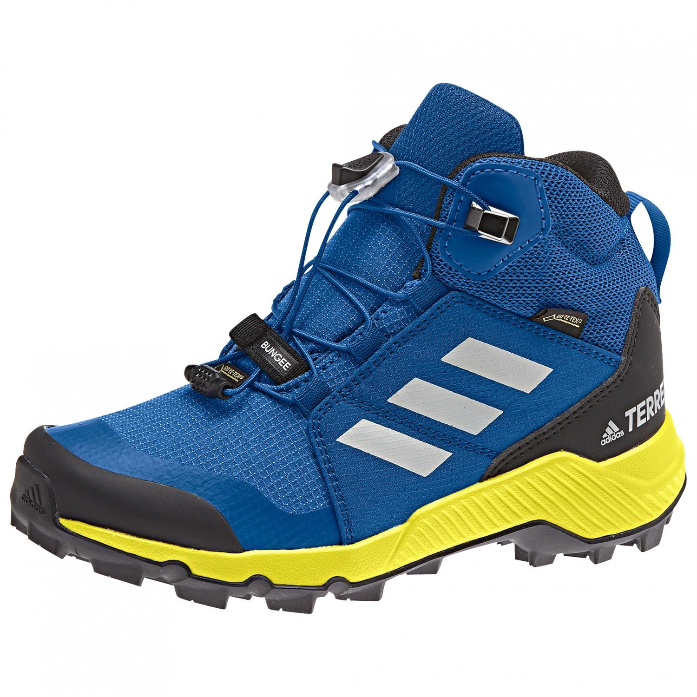 Adidas Terrex Mid Gtx Walking Boots Kids Free Eu