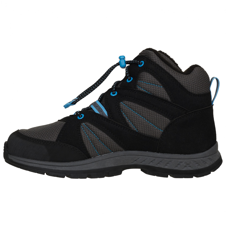 Timberland Kid's Neptune Park Mid GTX Bungee WL Chaussures de randonnée Jet Black | 1,5 (US)