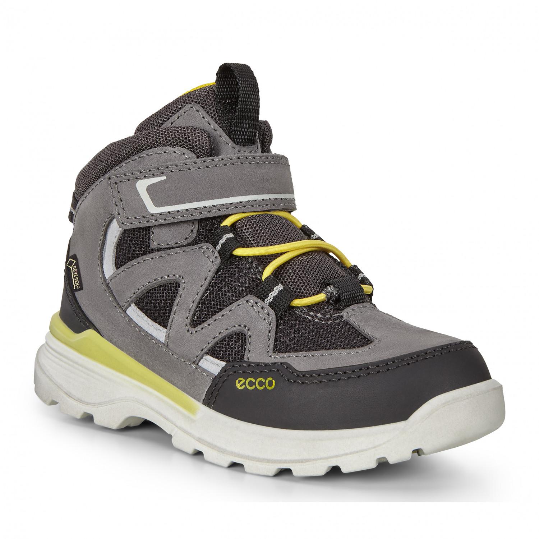 Cow Sky27eu Boots Black Walking Night Ecco Urban Hiker Kid's Leather PXiuZOTk
