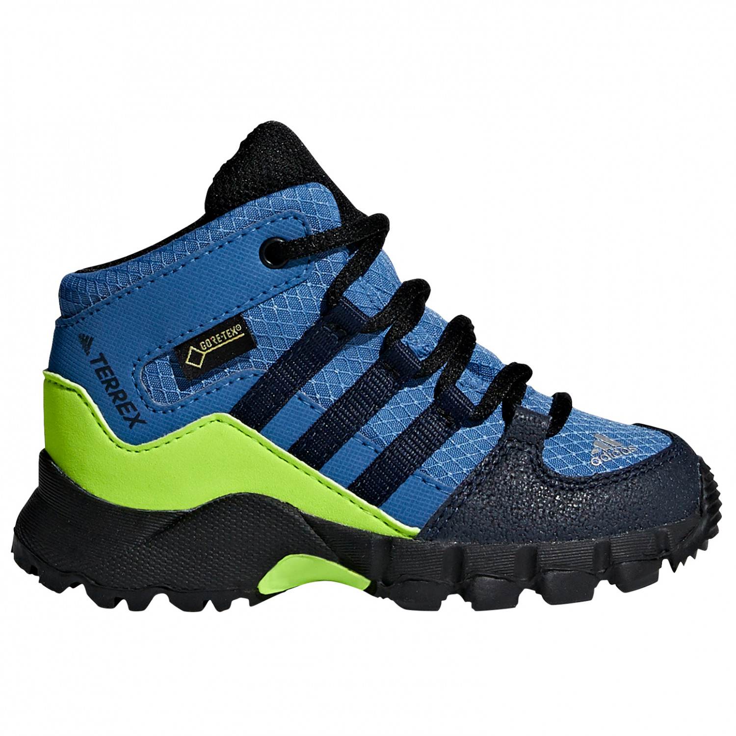 Blue Outdoors – Adidas Terrex Swift R2 Gore Tex Walking Shoes Mens Blue