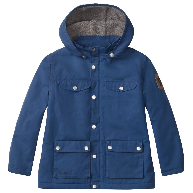 Fjällräven Greenland Winter Jacket Kids | Free UK Delivery ...