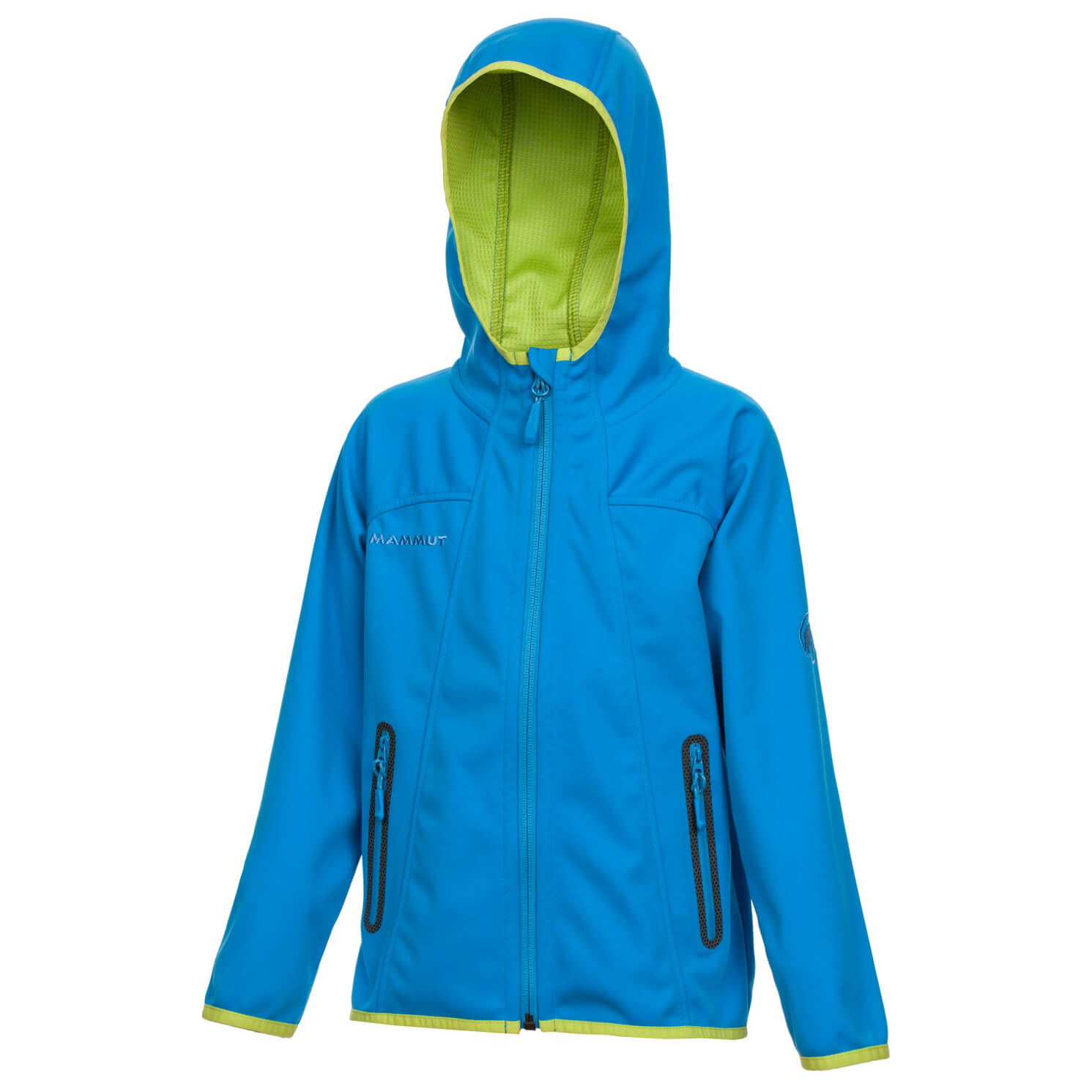 official photos 0a861 20674 Mammut - Kids Ultimate Hoody - Softshelljacke