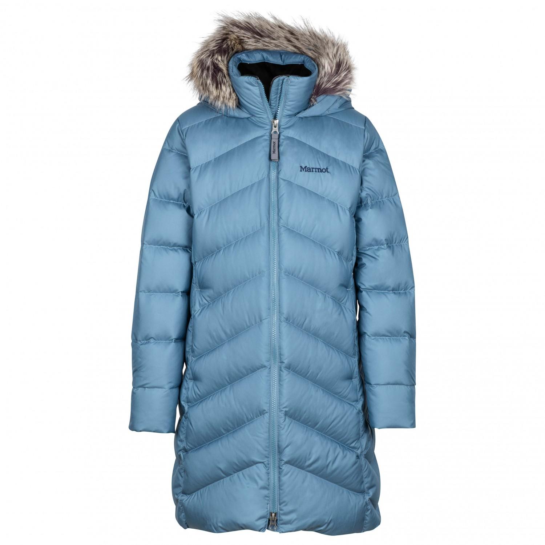 Marmot Montreaux Coat Down Coat Girls Free Uk Delivery