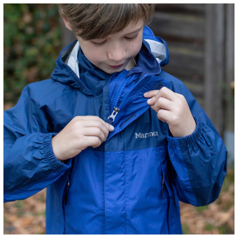 232f09132 Marmot Precip Jacket - Waterproof Jacket Boys | Buy online ...