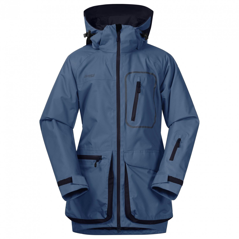 38cdfb8a204 Bergans Knyken Insulated Youth Girl Jacket - Skijakke Børn   Gratis ...