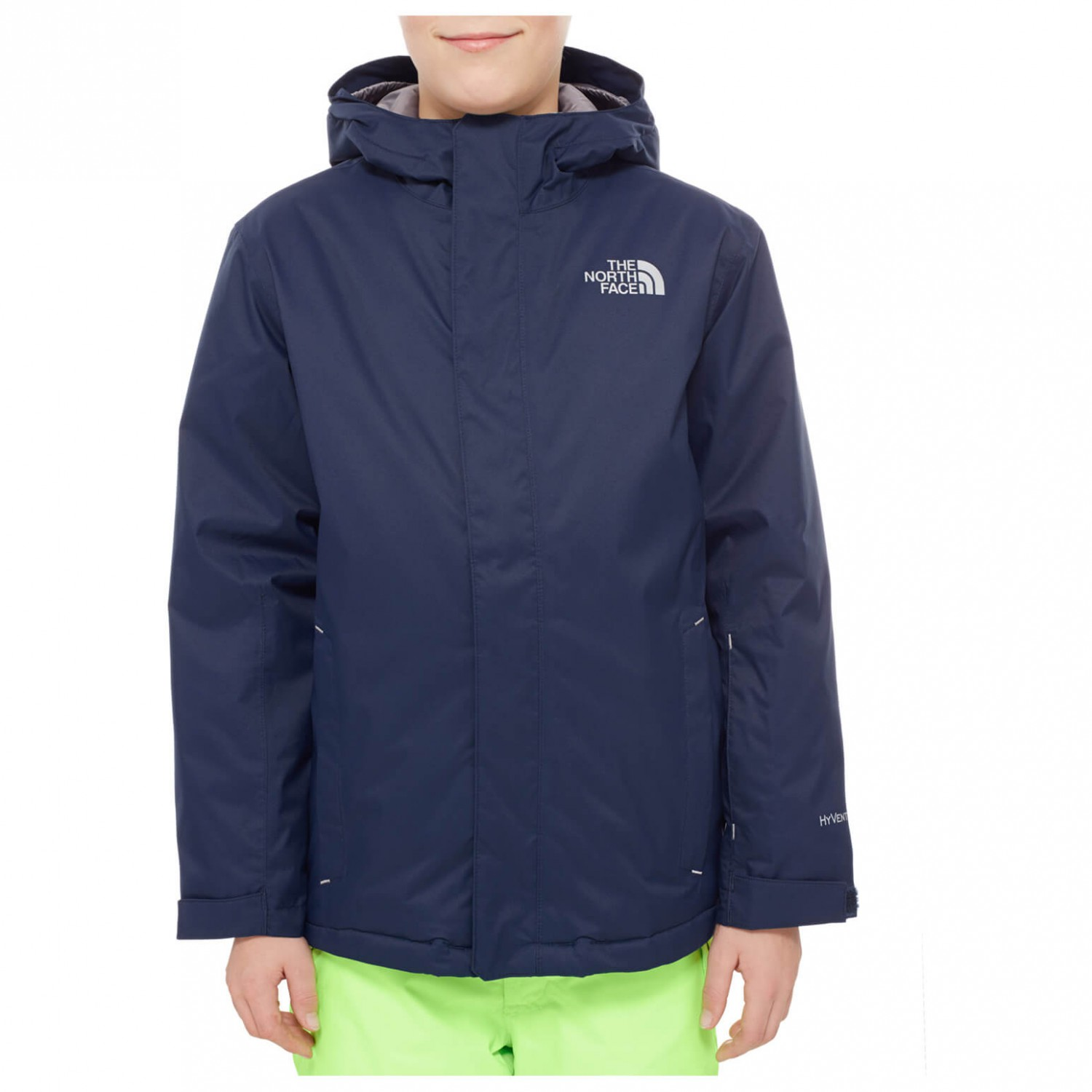 The North Face Kid's Snow Quest Jacket Ski jas Paradise Pink | XS