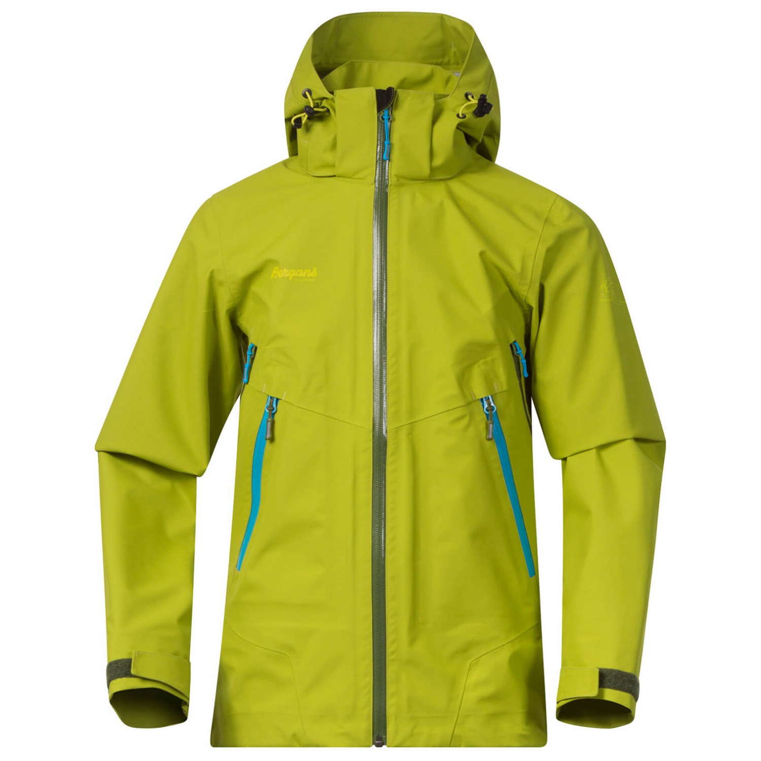 4edc0404 Bergans Ervik Youth Jacket - Waterproof Jacket Kids | Buy online |  Alpinetrek.co.uk