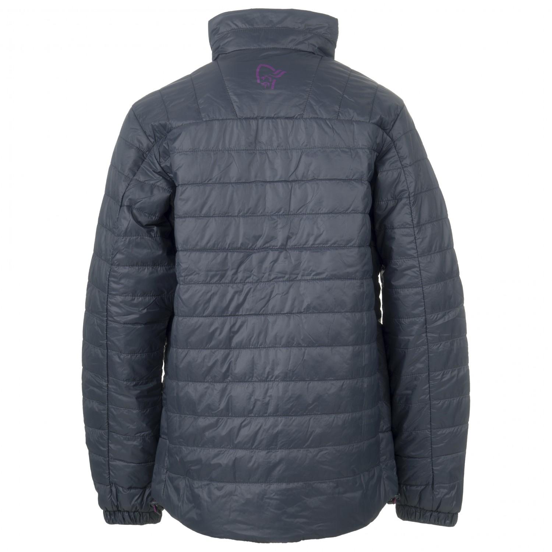 429d3532 ... Norrøna - Kid's Falketind Primaloft Jacket - Syntetisk jakke ...