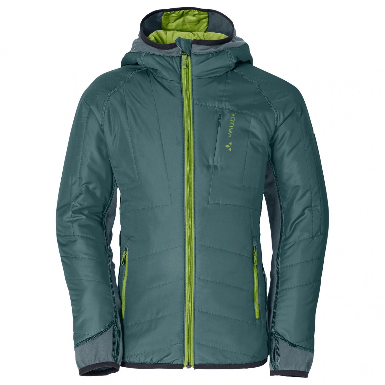 the latest 2985a cfd63 Vaude - Boy's Paul Performance Jacket - Synthetic jacket - Eucalyptus    122/128 (EU)