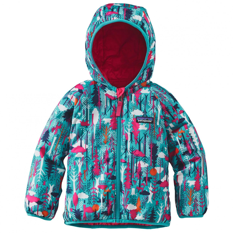 c793bddbd ... Patagonia - Baby Reversible Puff-Ball Jacket - Synthetic jacket ...